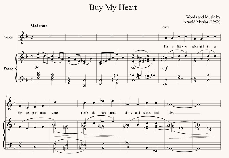 Buy My Heart